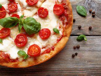 Hotová pizza