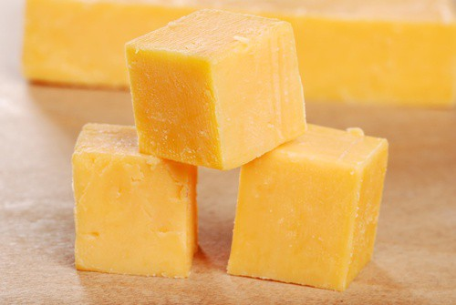 Čedar: slavný polotvrdý sýr