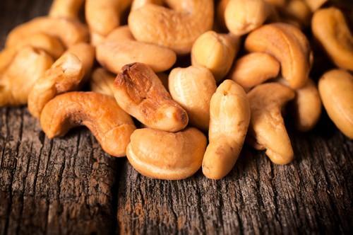 Kešu ořechy jsou chutné i zdravé