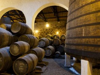 Kvalitní portské víno