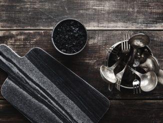 Černá himalájská sůl