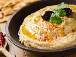 Hummus: arabská pochoutka