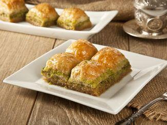 Baklava: asijský pokrm, který dostane milovníky sladkostí