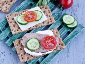Knäckebrot - křupavý chléb