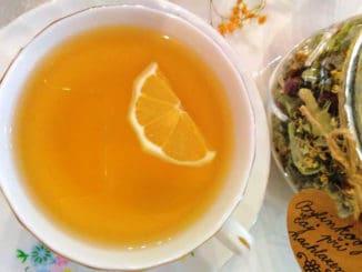 Skvělý čaj proti nachlazení