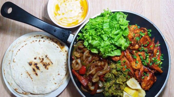 Fajitas jako specialita texasko-mexické kuchyně