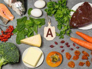 Jaké potraviny jíst pro dostatek vitamínu A