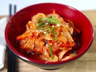 Kimči: jedna z pěti nejúčinnějších potravin prevence proti rakovině