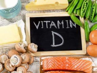 Vitamín D je podstatný pro zdraví kostí i dobrou náladu