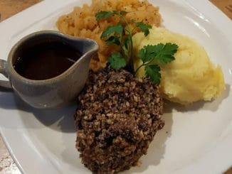 Haggis: tradiční skotská pochoutka, u které je lepší neznat složení