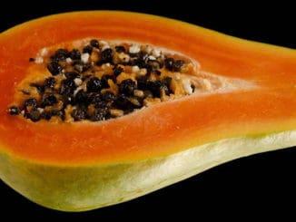 Papája: tropické ovoce, které obsahuje spoustu vitamínů a minerálů