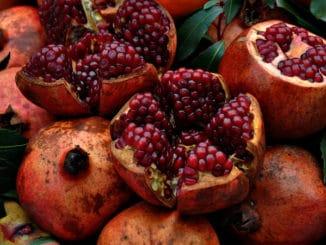 Granátové jablko: ovoce, které je velmi zdravé a navíc pomáhá s hubnutím