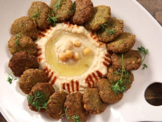 Falafel: zdravý pokrm z Blízkého východu