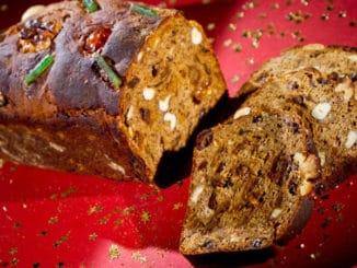 Kletzenbrot: ovocný chléb, který patří k nejstarším vánočním moučníkům vůbec