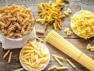 Těstoviny mohou být zdravé, ale také extrémně kalorické