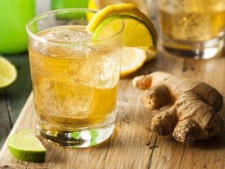 Zázvorová limonáda: ideální nápoj pro období chřipkových epidemií