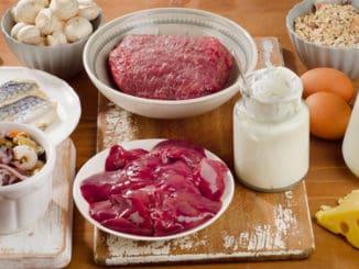 Vitamín B12 v potravinách: vegani mohou být v ohrožení