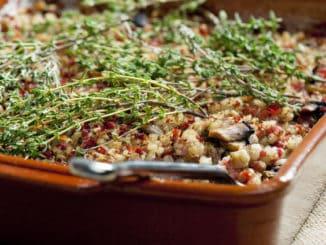 Staročeský kuba: tradiční vánoční pokrm, který si lze připravit v luxusní variantě