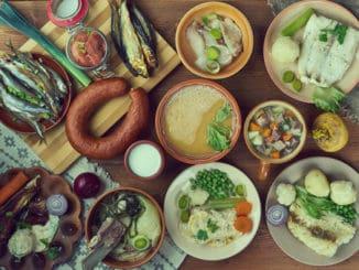 Norská kuchyně je poměrně zdravá. Ochutnat lze navíc velmi zajímavé pokrmy