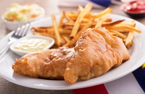 Britská kuchyně je stále považována za velmi nezdravou. Možná neoprávněně