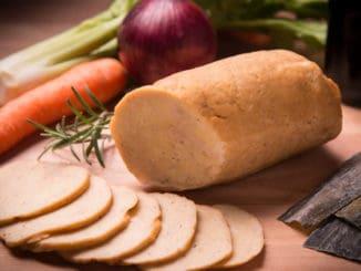 Seitan: pšeničný lepek, který je výrazně stravitelnější než bílé pečivo