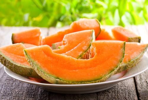 Meloun cantaloupe: velmi zdravé osvěžení pro jarní a letní měsíce