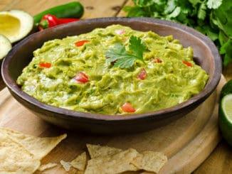 Guacamole: rychlá a zdravá svačinka, která pochází od Aztéků