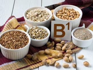 Vitamín B1 (thiamin): potřeba stoupá při fyzickém vypjetí a stresu