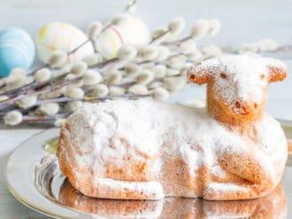 Velikonoční beránek: tradiční dobrota, kterou si lze připravit netradičně