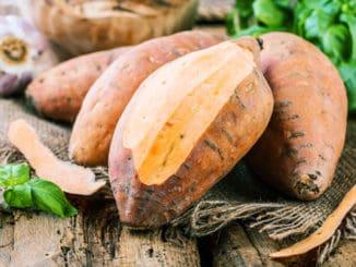 Jakon: chutná zelenina i nízkoenergetické sladidlo