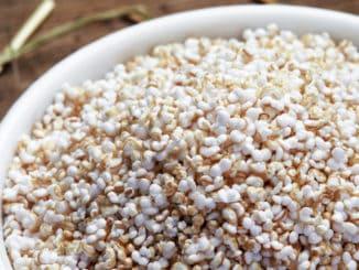 Amarantové pukance: zdravá alternativa za popcorn