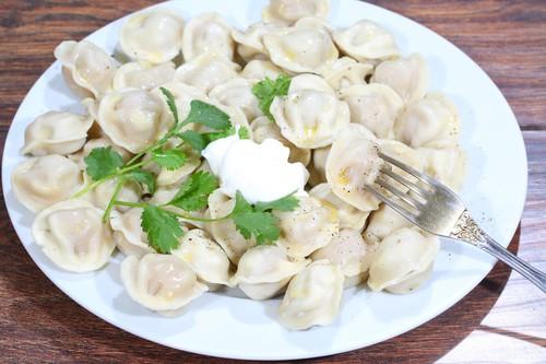 Pelmeně: národní jídlo Ruska, které si lze připravit na mnoho způsobů