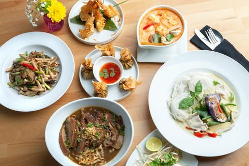 Thajská kuchyně: ochutnat lze spoustu zdravých dobrot