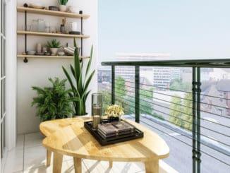 Máte místo zahrádky balkon? Poradíme vám, jak jej zútulnit