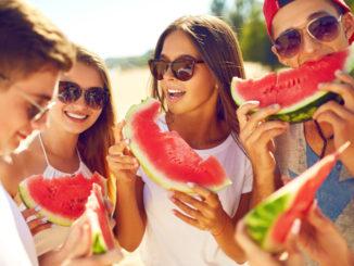 Meloun je zdraví prospěšný i se semínky. Prozradíme vám proč