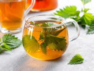 Domácí kopřivový čaj a jeho benefity