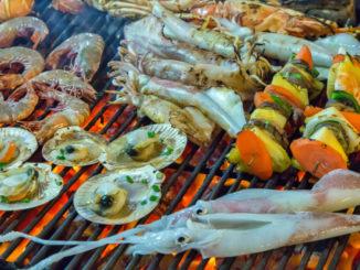 Zkuste změnu a připravte si na grilu ryby a jiné mořské plody. Je to jednodušší, než si myslíte