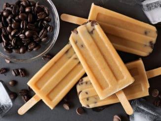 Káva jako osvěžení? Tyto nanuky se stanou vaším nejoblíbenějším letním dezertem