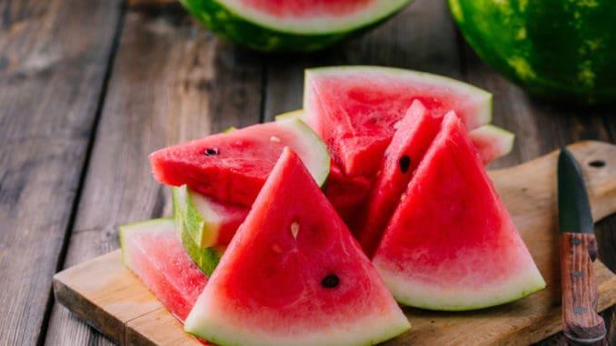 Meloun: Zdroj tekutin, sladké potěšení i ochrana před alergiemi