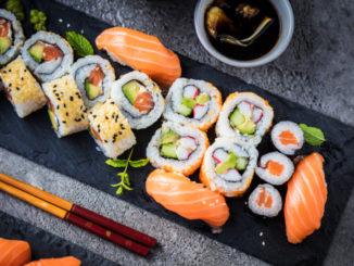 Co si nikdy neobjednávat v sushi restauraci