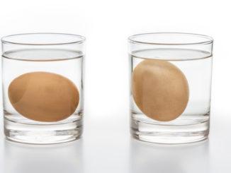 Jak zjistit, zda je vejce prošlé? Zvládnete to díky jednoduchému triku a ušetříte peníze