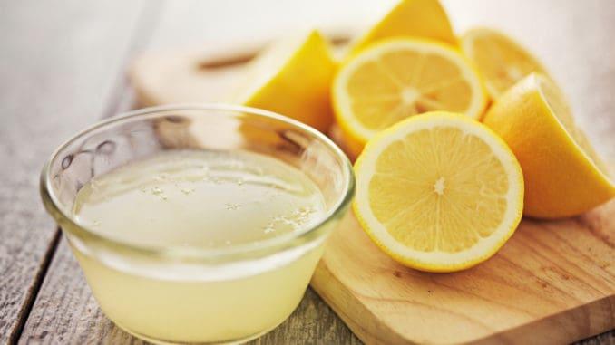 Citronová šťáva od základů: Jak ji získat, využít i uchovávat