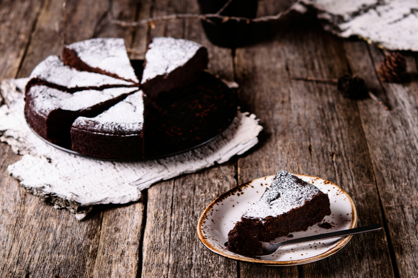 Originální čokoládový dort z IKEA: Známe tajemství jeho receptu