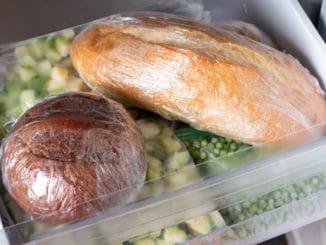 Mějte doma vždy zásoby pečiva. Chleba se dá zamrazit hned několika způsoby