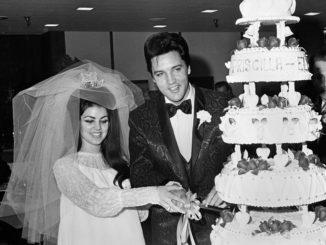 Svatební dort Elvise Presleyho stál víc než auto