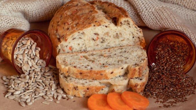 Jezte chleba v jeho zdravější verzi. Zkuste třeba mrkvový nebo fazolový