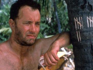 Tom Hanks si musel odpustit mnohé, aby se stal Trosečníkem. I své oblíbené jídlo